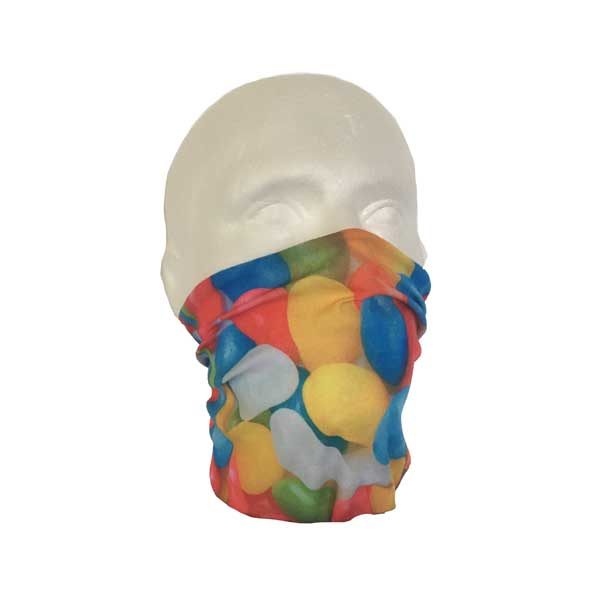 Jelly Beans Neck Tubes