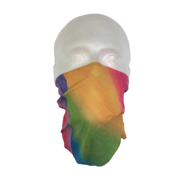 Rainbow Neck Tube Bandana