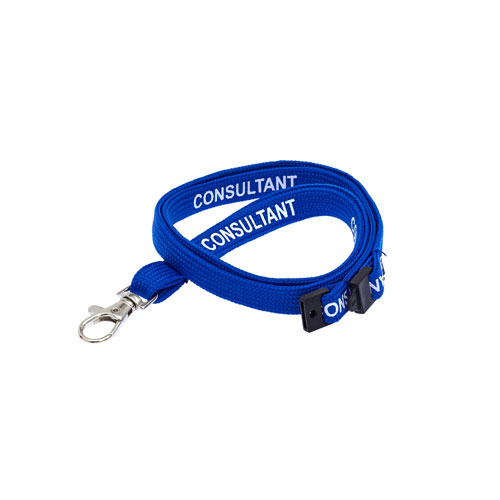 Consultant Lanyards