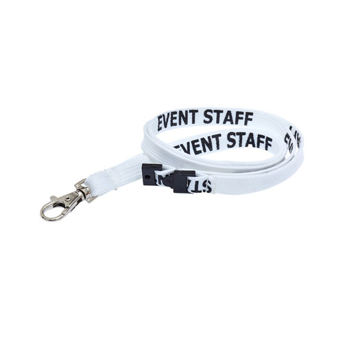 Event Staff Lanyards