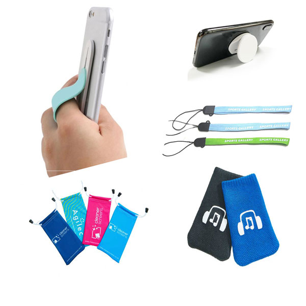 Device Grips, Stands, Bags & Holders