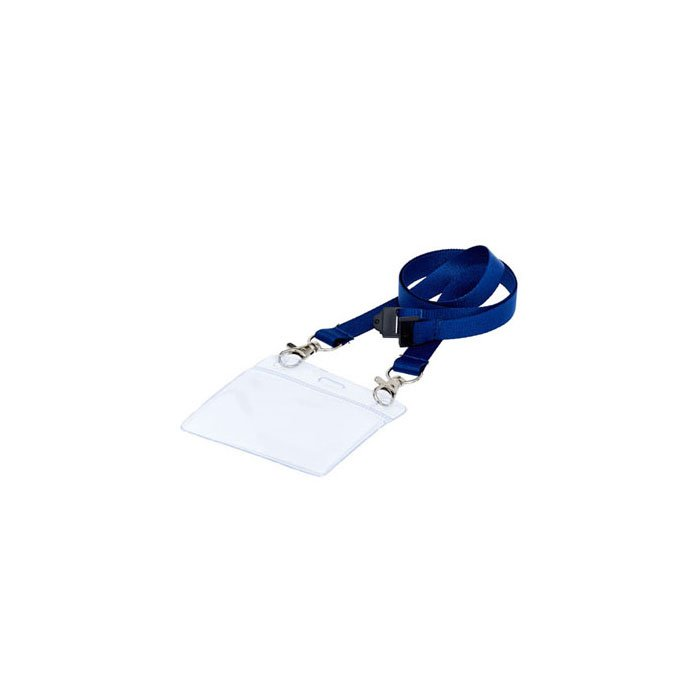 Type 2 PVC Wallet on a Lanyard - Not Included