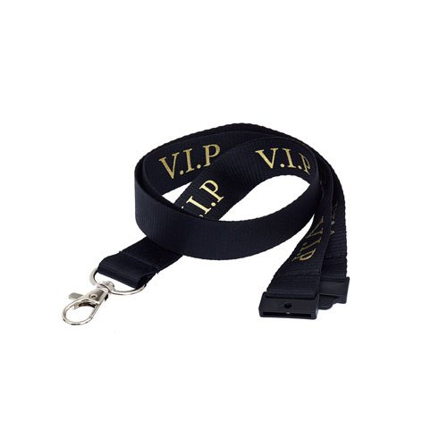 VIP Lanyards - Bag of 10