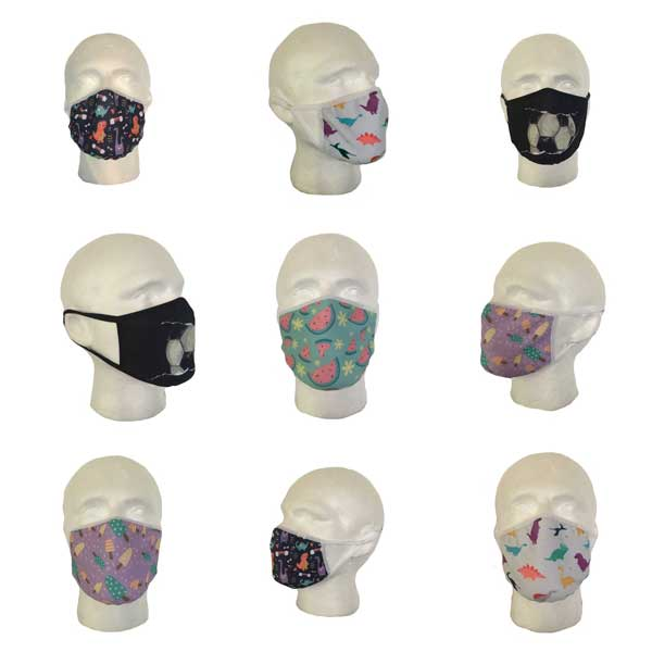 Children's Cloth Face Masks