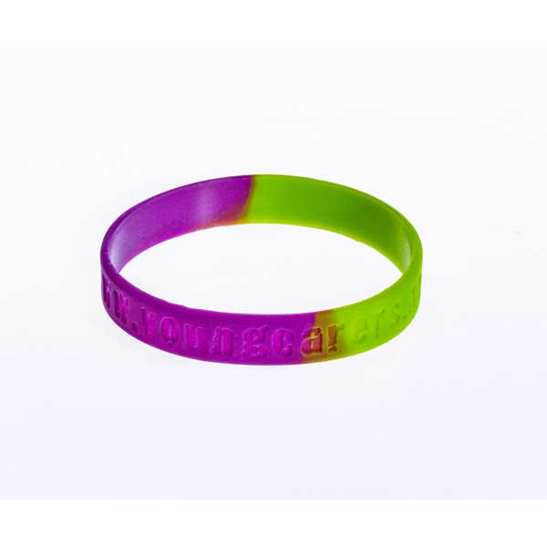 Silicone Wristband - Colour Gradient