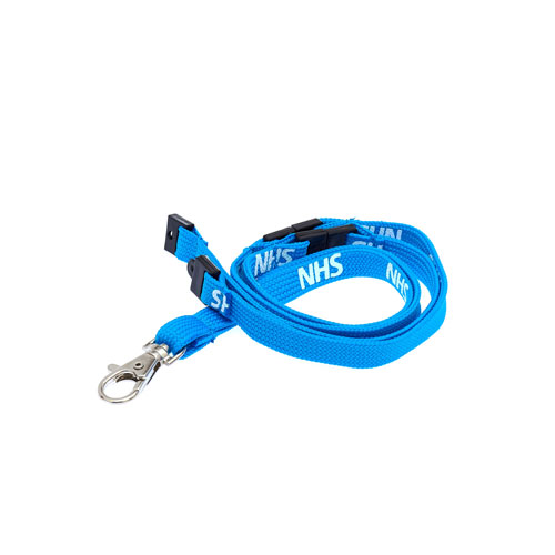 NHS Multibreak Lanyards