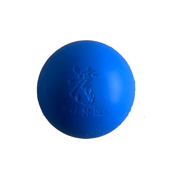 Etched Massage Ball - Etched Design