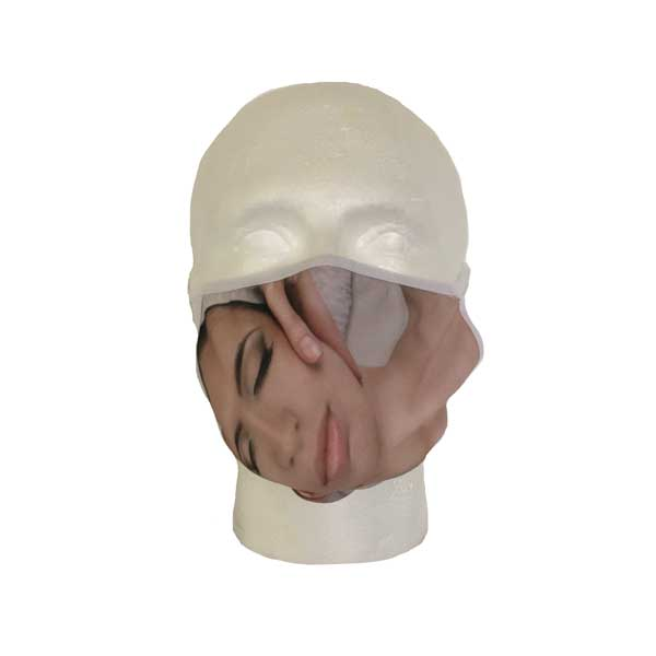 Spa Cloth Face Mask - Face Treatment Design