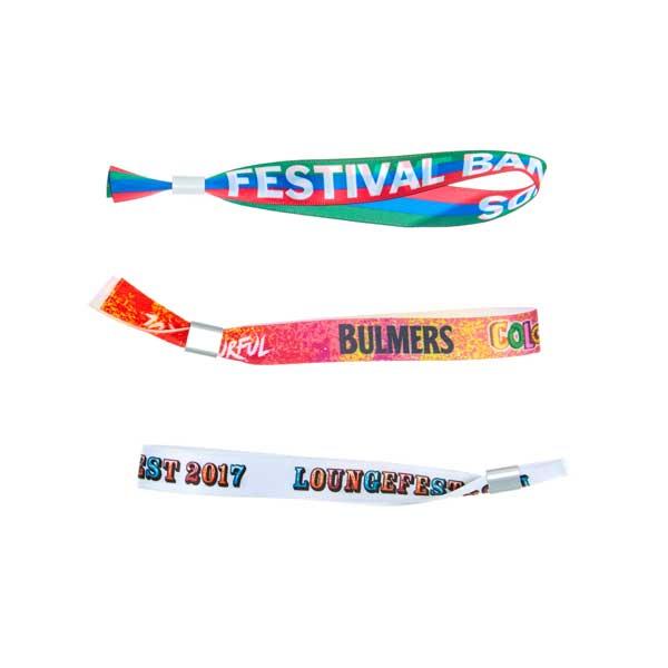 Printed Festival Band