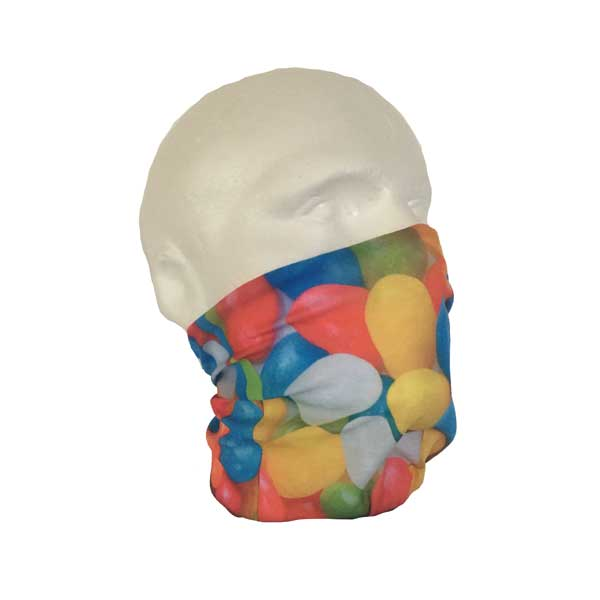 Jelly Beans Neck Tube - Side View