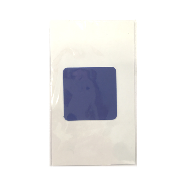 Large Blue Sticky Screen Cleaner