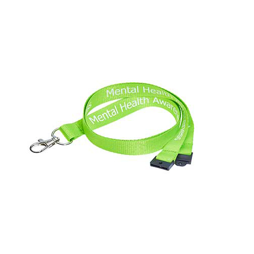 Mental Health Awareness Lanyards