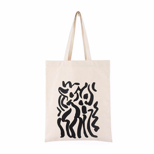 Medium Cotton Shopper Bag