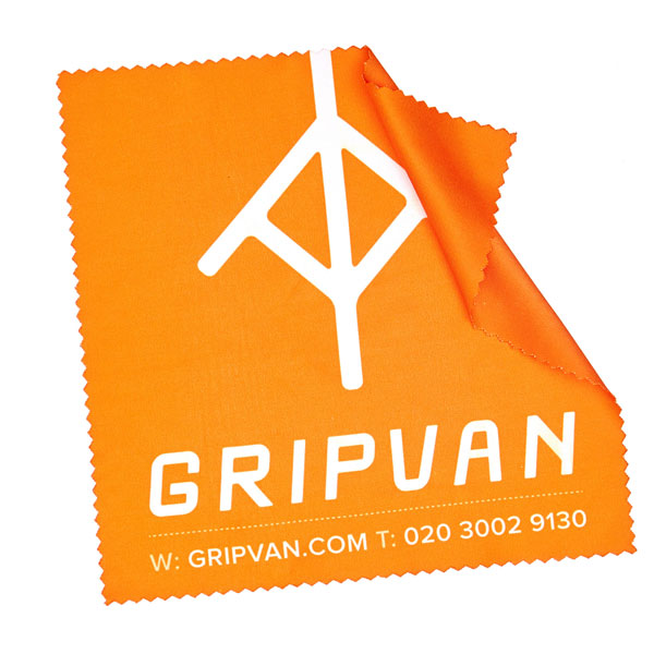 Custom Branded Microfibre Cloth