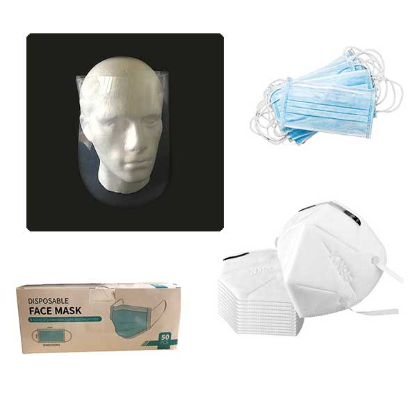 Personal Protective Equipment & Face Visors