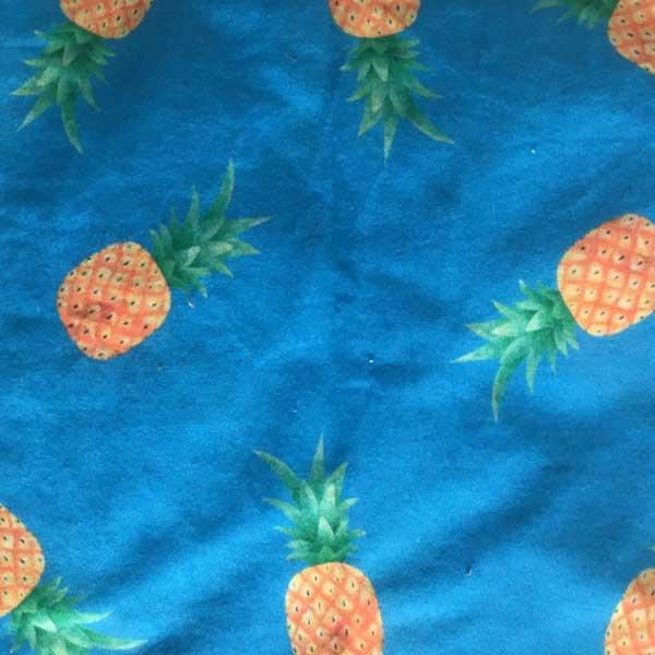 Pineapple Neck Tube - Print Detail