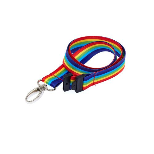 Rainbow Lanyards