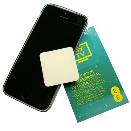 Branded Sticky Screen Cleaner