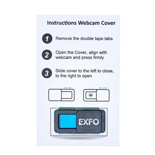 Webcam Cover (1-2 Colour Print)