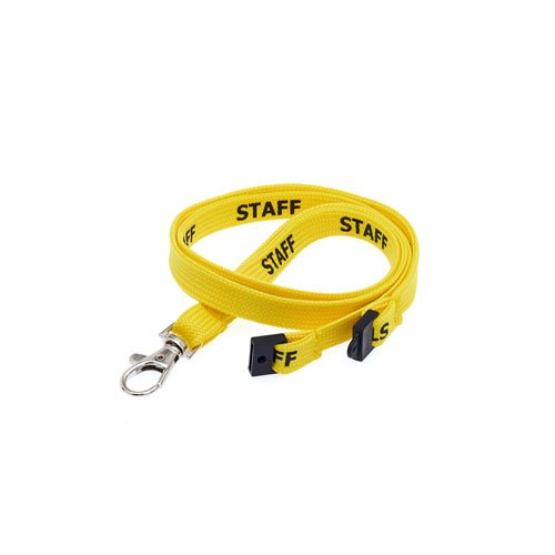 Staff Lanyard - Bag of 10
