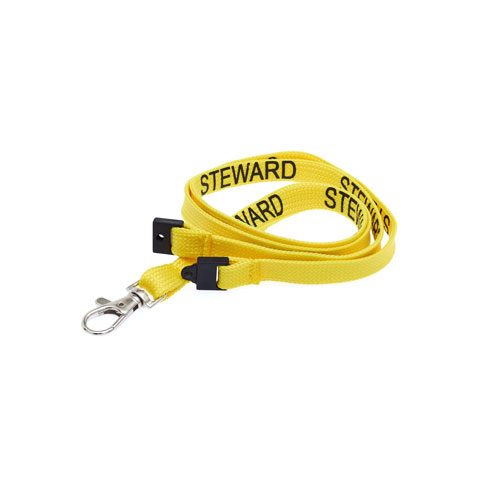 Steward Lanyards