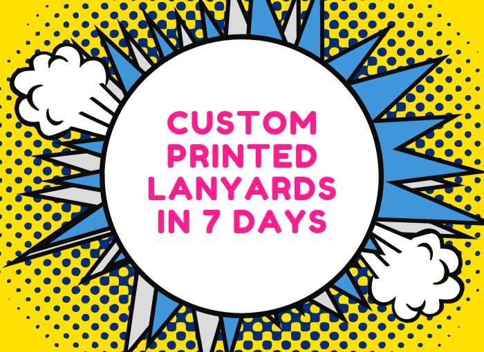 Custom Lanyards Infographic