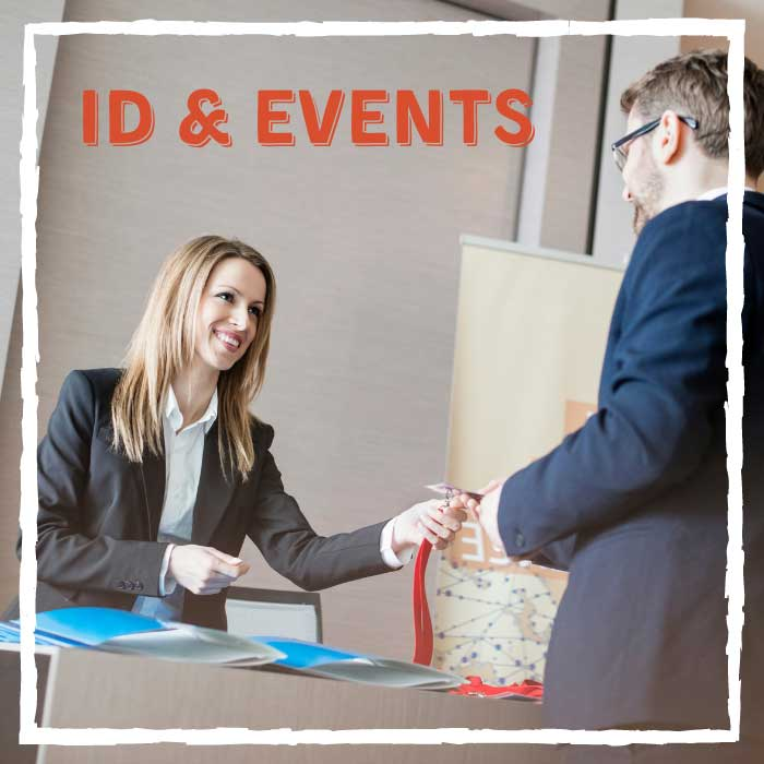 ID & Events Graphic